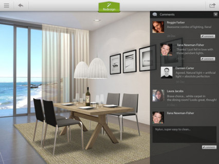 App android homestyler arredare casa in 3d da for Arredare casa in 3d gratis