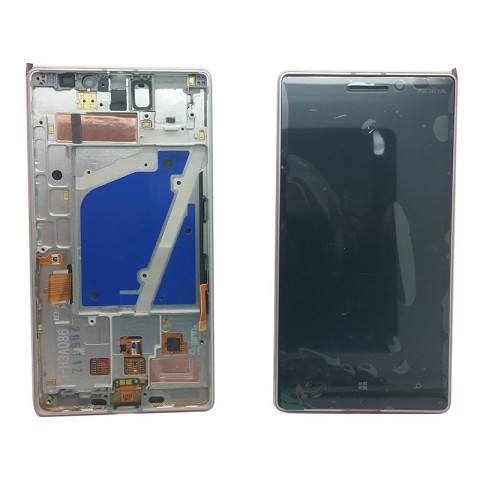 display-touch-nero-frame-silver-nokia-930-lumia